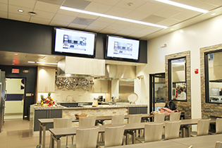 Hart School Culinaery Teaching Space - 2018