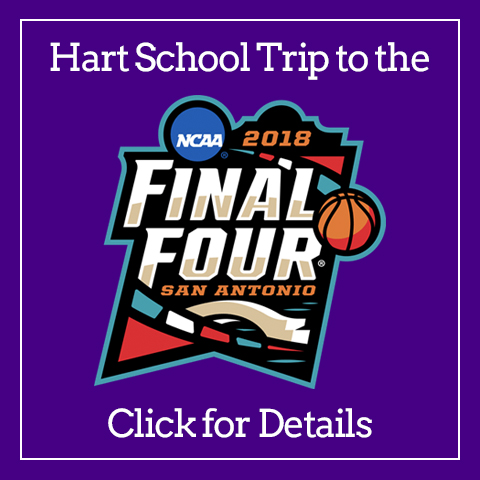 2018 Hart School Trip to the Final Four