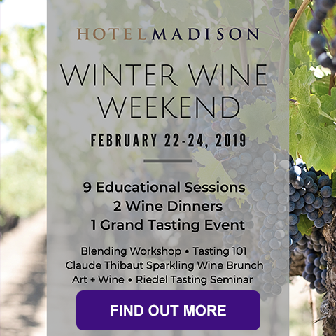 Winter Wine Weekend - 2019 - Ad