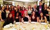 Group Photo in Dining Room at NSMH Conference 2014
