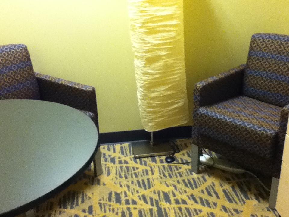 James Madison University Health Center Lactation Rooms