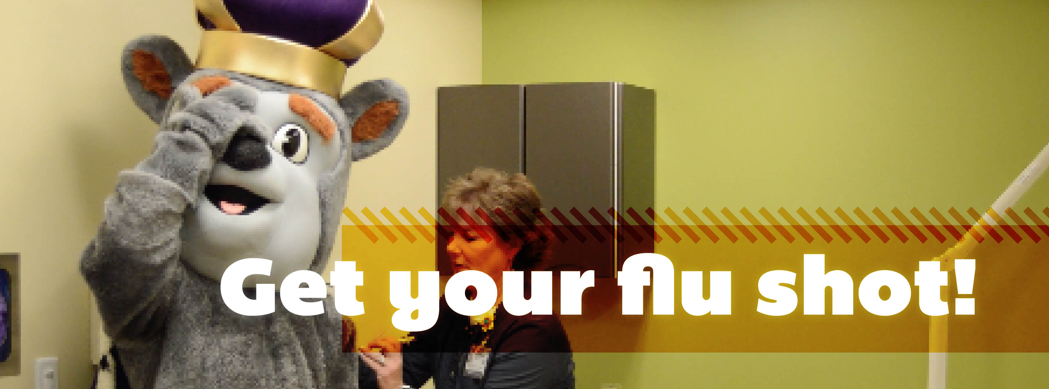 Image: Get your flu shot!