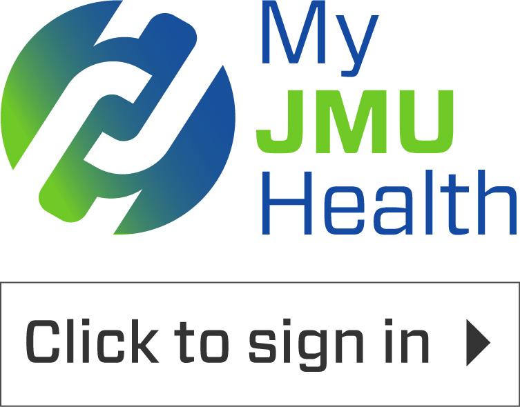 My JMU Health Logo