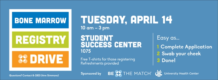 Image: Bone Marrow Registry Drive 2015