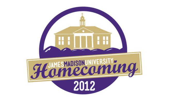 Homecoming 2012 logo