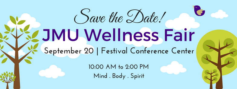 JMU Wellness Fair