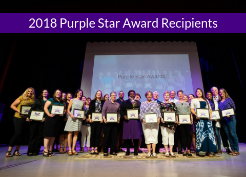 Purple Star Awards / Governor's Awards