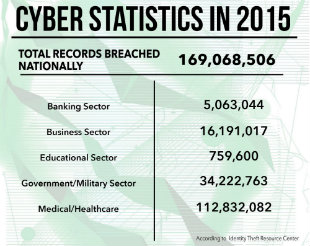 Image: 2015 Cyber Security Stats