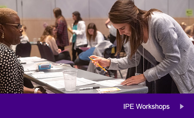 IPE Workshops