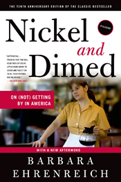 Nickel and Dime Book Cover