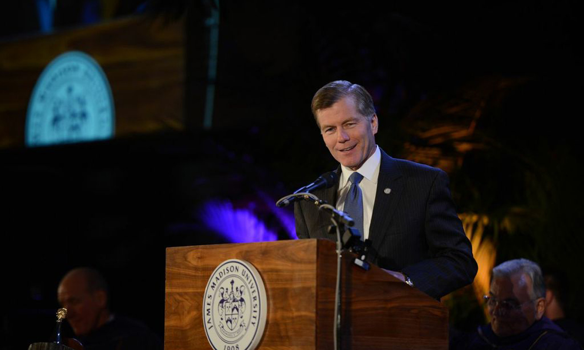 Governor Robert McDonnell