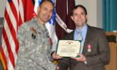 ISAT Alum Finds Path in Military Medicine