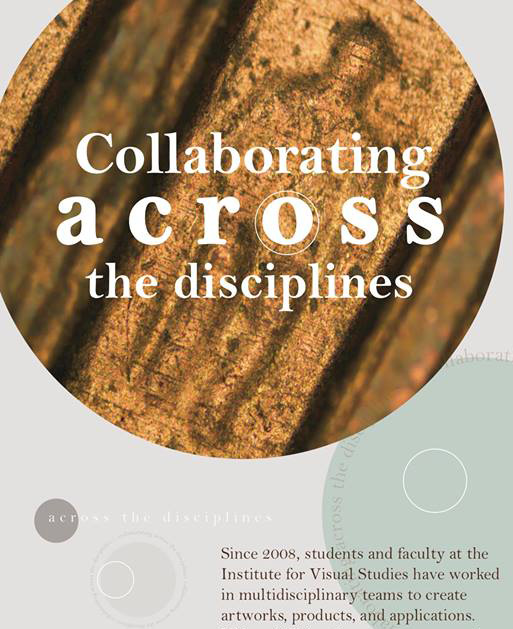 Collaborating across the disciplines poster