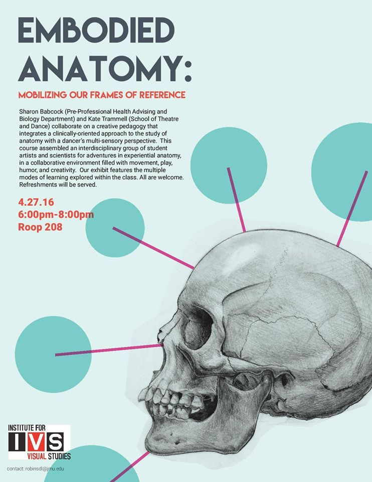 Embodied Anatomy Poster