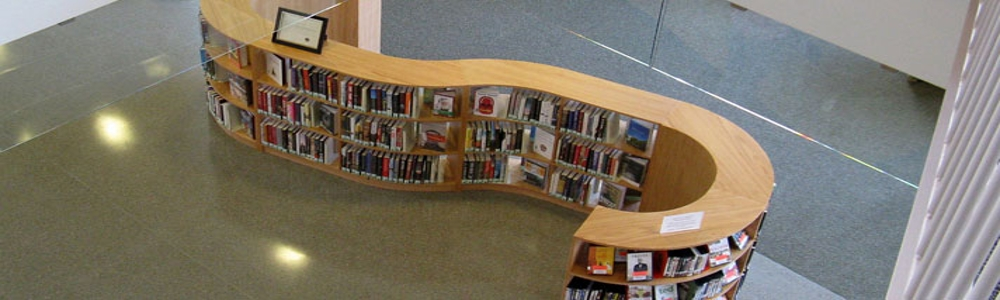 Image: Rose Library Book Display