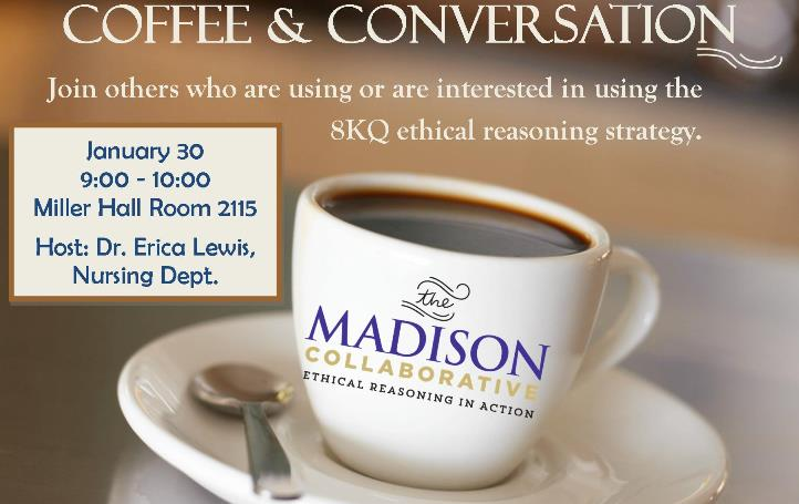 Coffee and Conversation-January