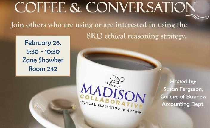 Coffee and Conversation - February
