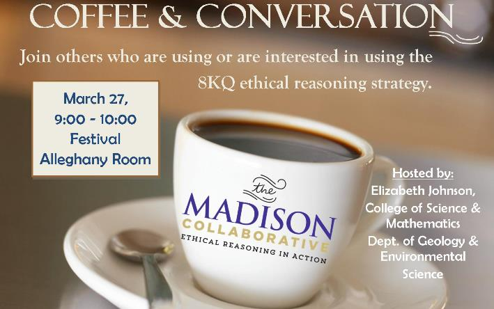 Coffee and Conversation-March