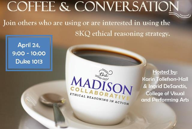 April 2015 Coffee and Conversation