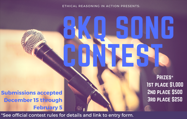 8KQ Song Contest Slide