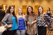 Delta Delta Delta wins Ethical Reasoning in Action Award
