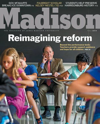 Madison magazine print edition cover