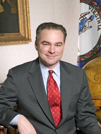 Tim Kaine of Virginia