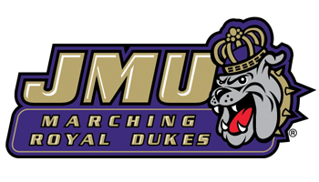 JMU Marching Royal Dukes Logo