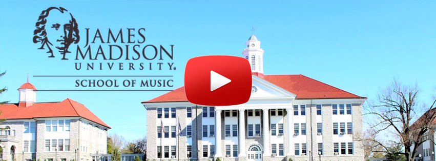 Why Choose the JMU School of Music?
