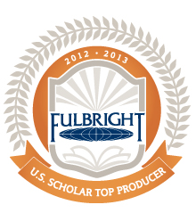 top Fulbright producer