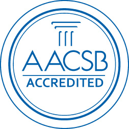 Logo for the Association to Advance Collegiate Schools of Business