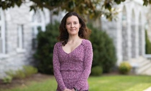 Dr. Maria Galmarini earns writing fellowship to Harvard