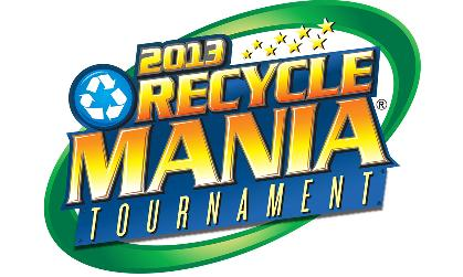 2013 Recyclemania Logo