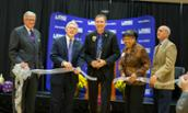 Urec Ribbon Cutting
