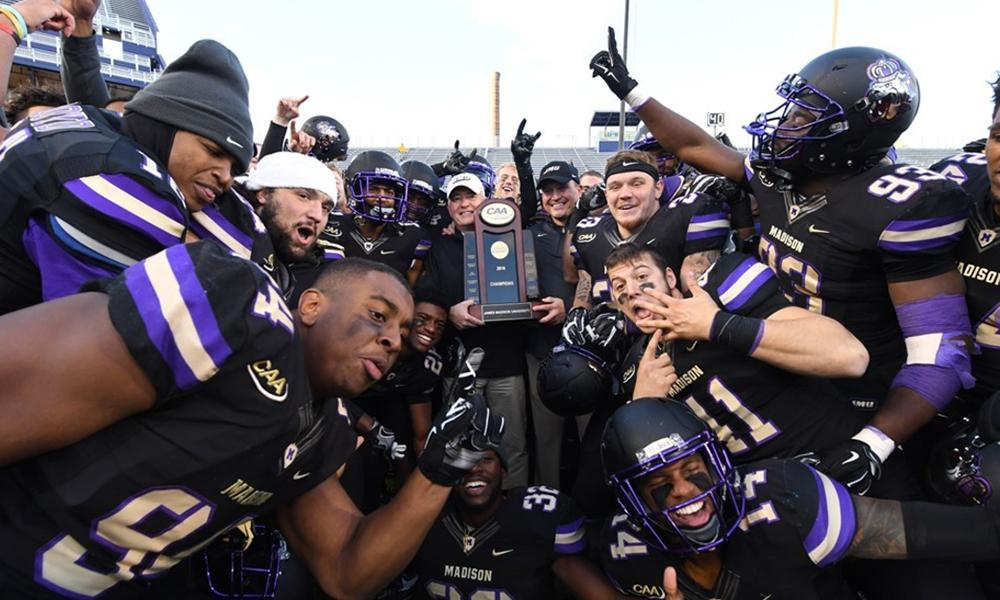 JMU Football Heads to Frisco