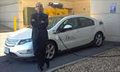 How a JMU professor is filling the knowledge void about battery-powered cars