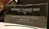 Govs. Technology Award for X-Labs - thumb