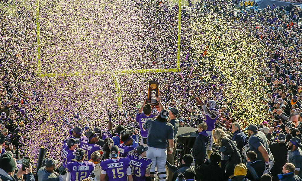 Photo of JMU Football