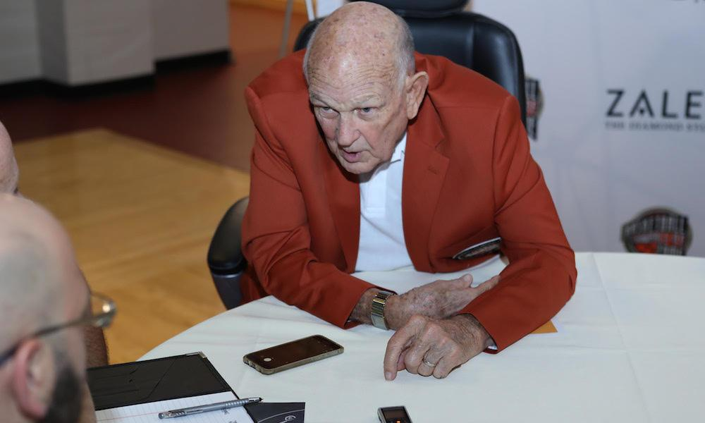 Lefty Driesell HOF interview