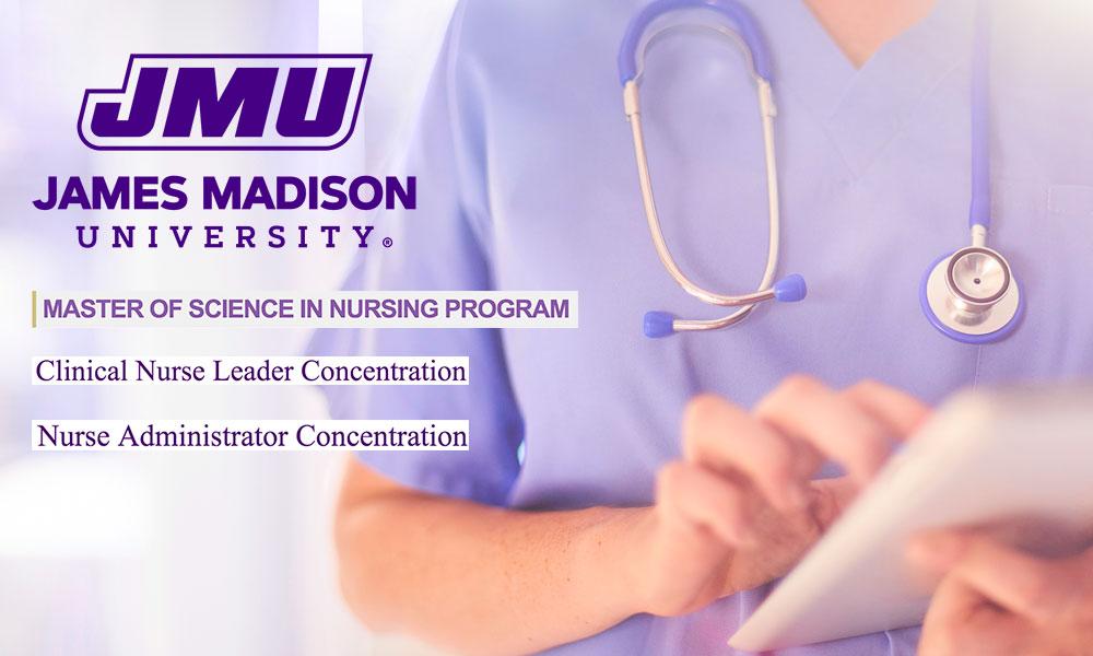 Online Nursing Programs >> James Madison University Online Nursing Programs Ranked 30th
