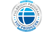 2020 Fulbright Badge