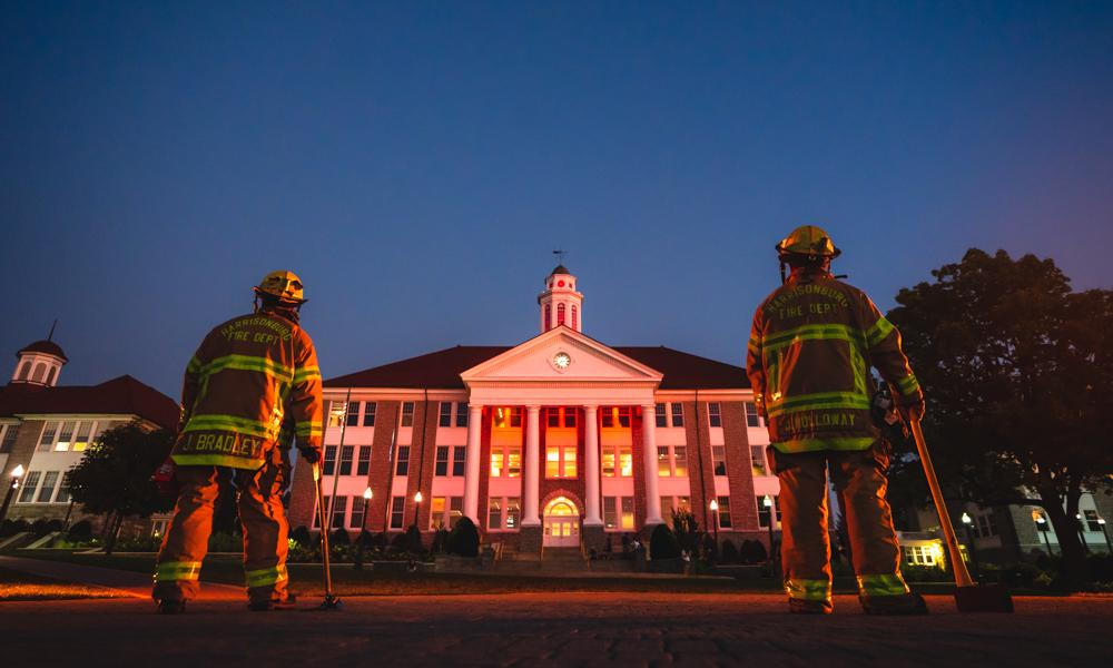 JMU HFD red lights Wilson-lead