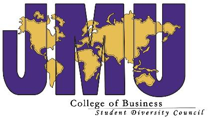 Logo for the College of Business Student Diversity Council