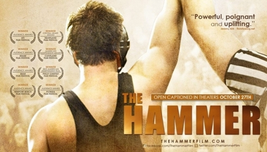 The Hammer movie poster.