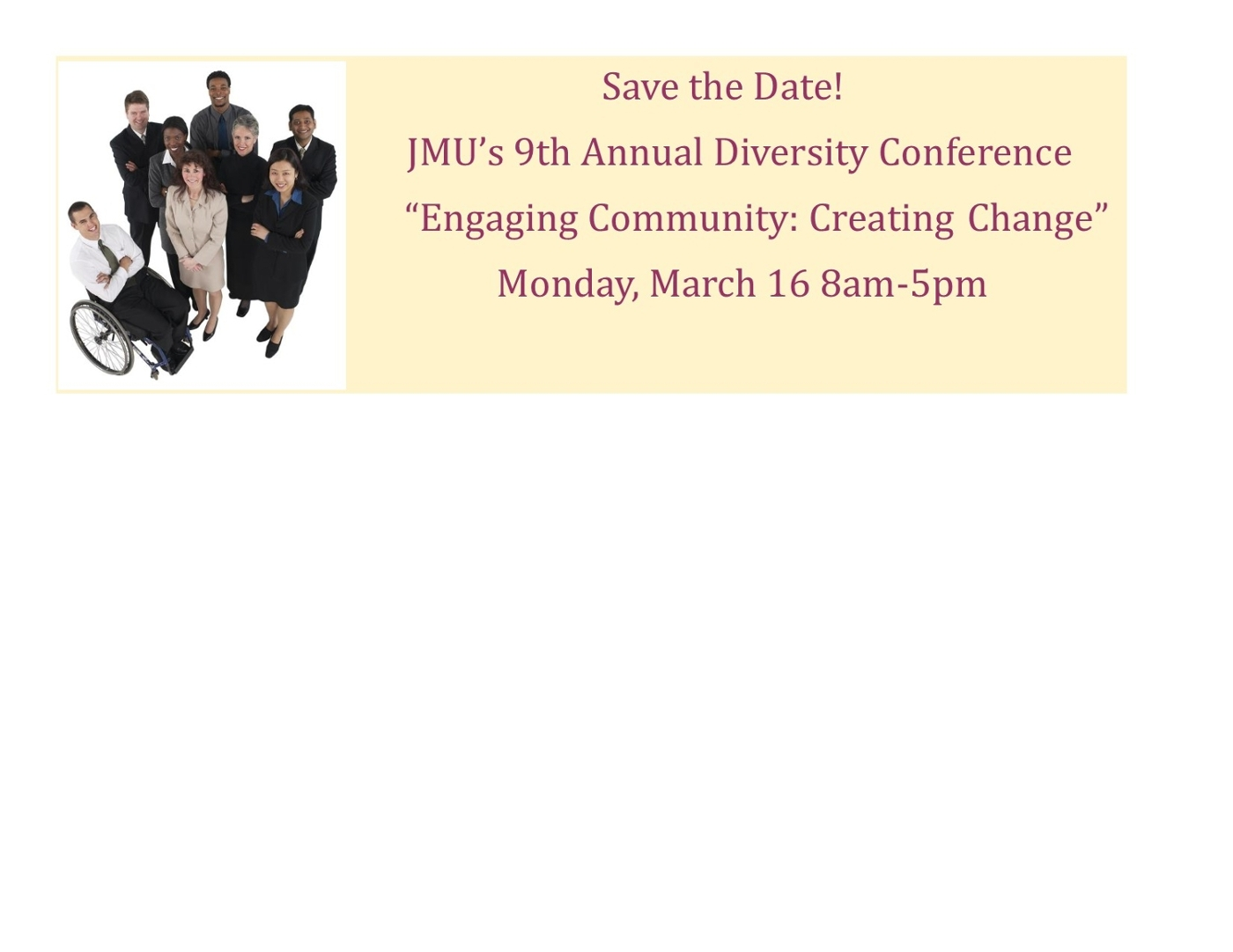 Image: Diversity Conference 2015