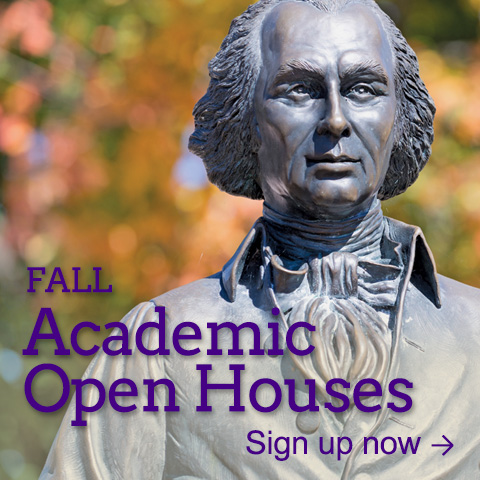 Fall Academic Open Houses - Sign up now