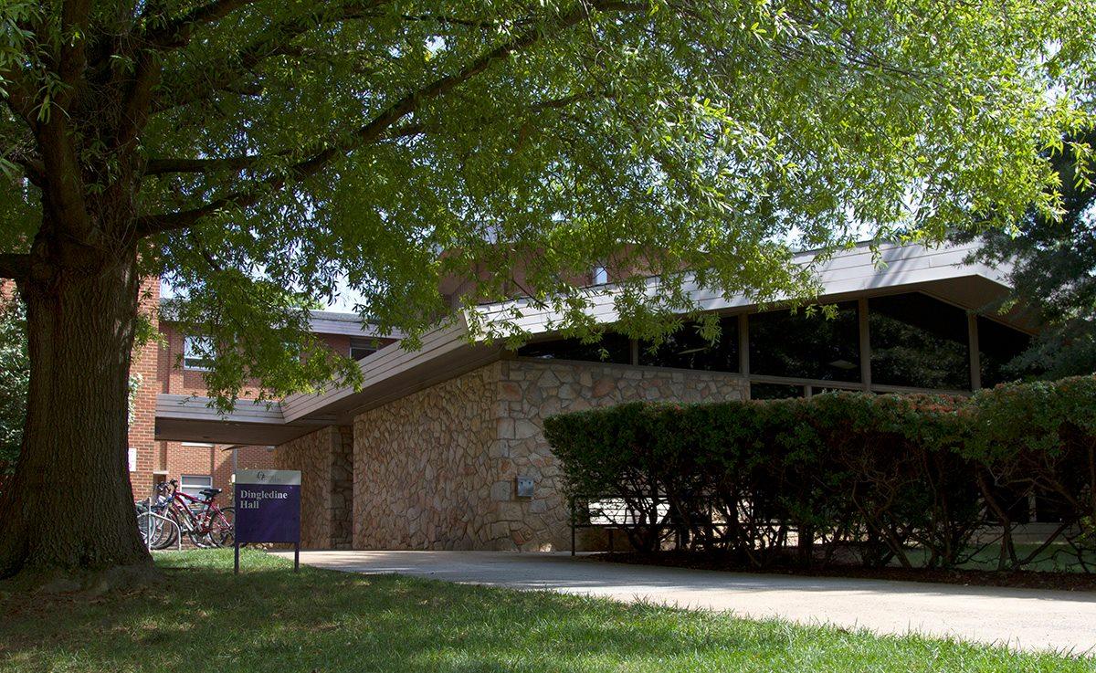 James Madison University Our Residence Halls