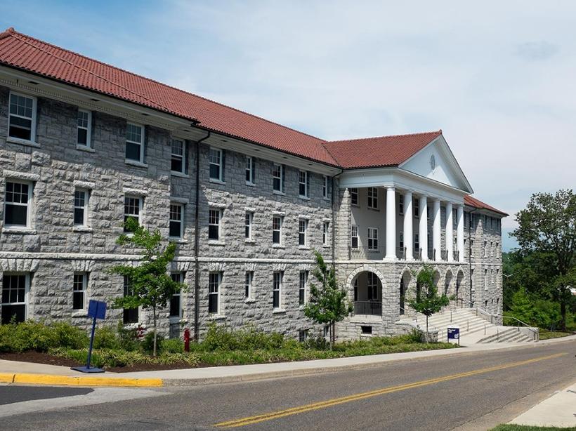 4836740a1404 James Madison University - Bluestone Residence Halls