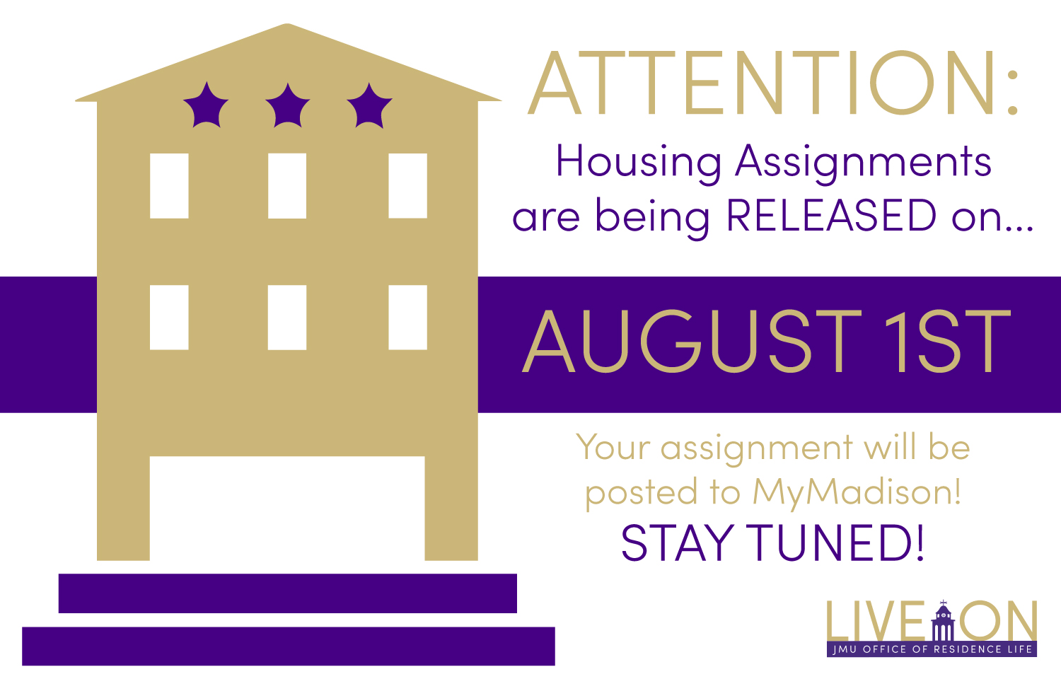 housing assignments 2018 - 2019 housing assignments information general information please click on the links below to learn more about the 2018-2019 assignment process and placement information for new and returning students.