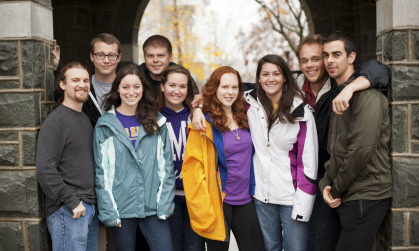 JMU students in inaugural School of Media Arts and Design L.A. Study Program